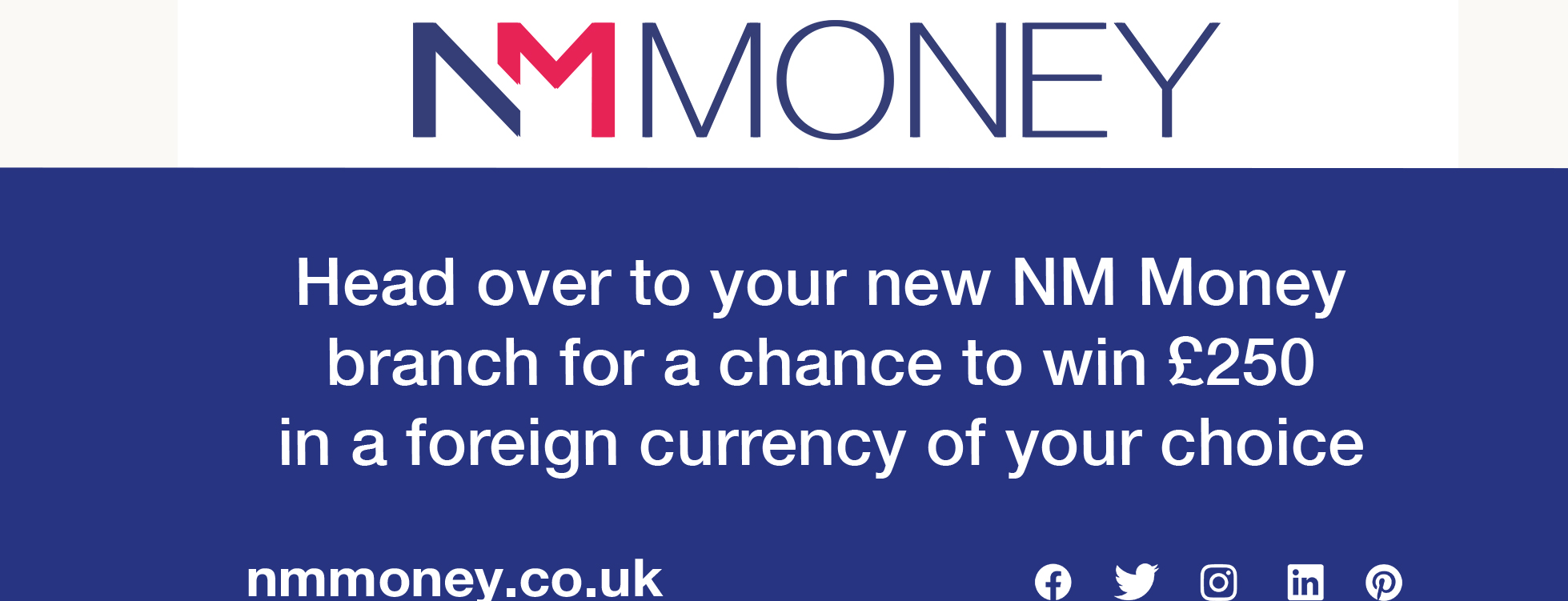 Tower Centre welcomes NM Money